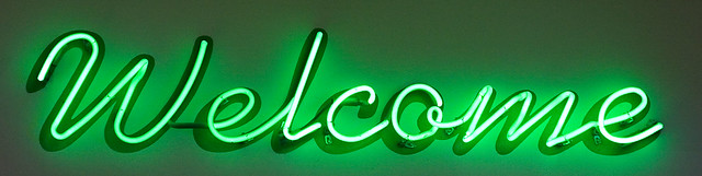 Welcome! from Flickr via Wylio