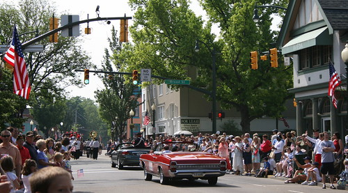 Sewickley Memorial Day Parade, 2007