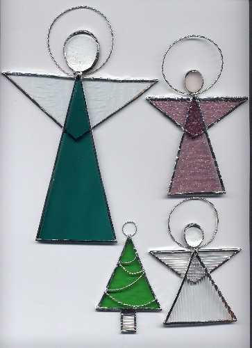 Christmas stain glass patterns gallery