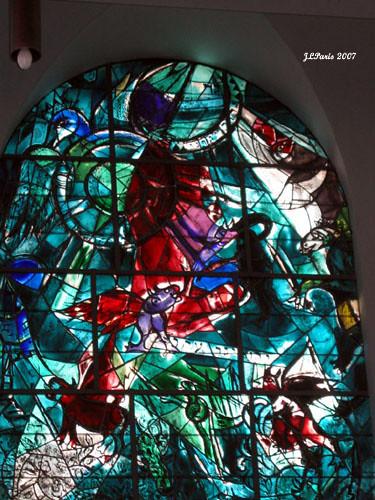 Marc Chagall Windows at Hadassah Hospital | Flickr - Photo ... Chagall Hadassah Windows