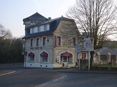 Hotel Belle Vue - Coucy le Chateau Auffrique