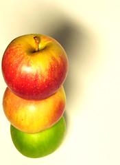 Apples' traffic.