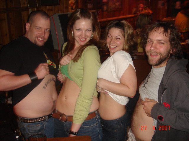 beer belly contest | Flickr - Photo Sharing!