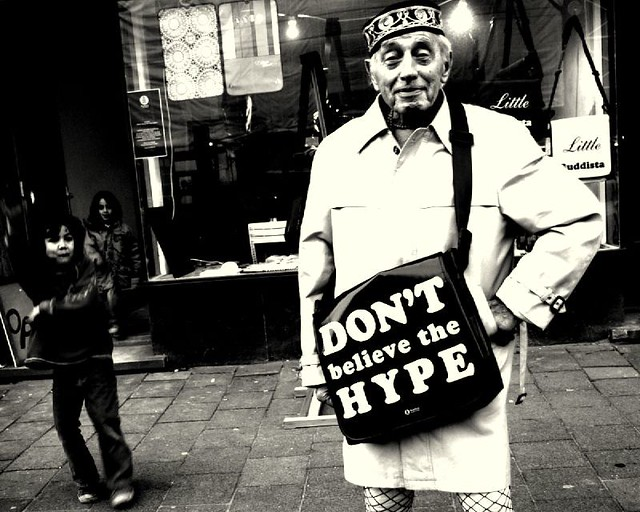 Don t believe the hype dedicated to my great friend naleye