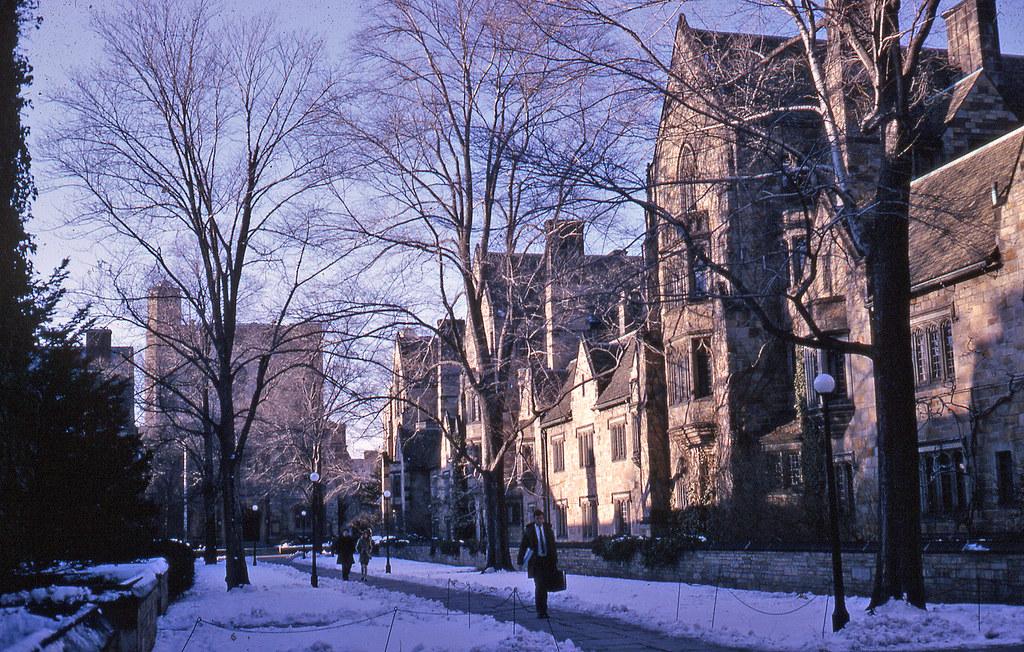 Hotels Around Yale University