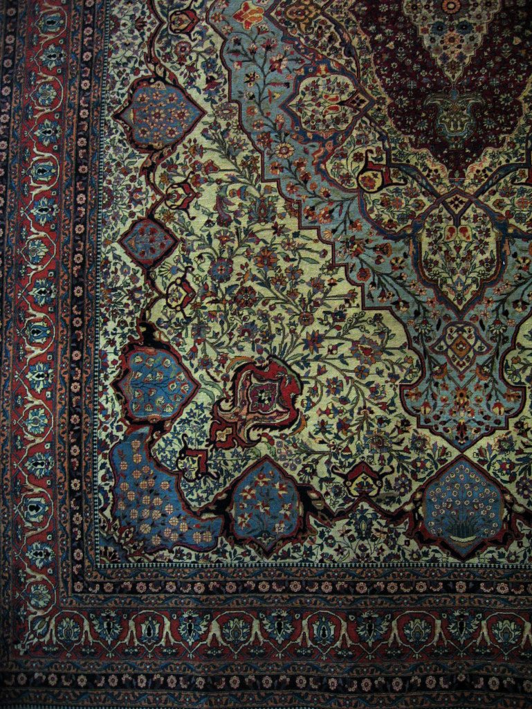 Day One: National Carpet Museum (Tehran)