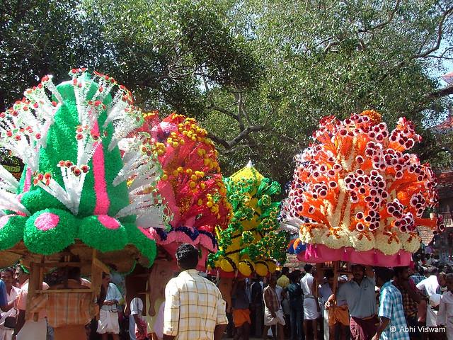 Cherpu Pooyam - Poo Kavadi
