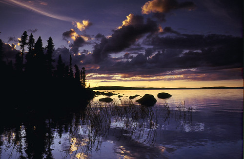 """Fiesta Lake"", NWT"