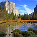 Autumn in Yosemite by katepedley