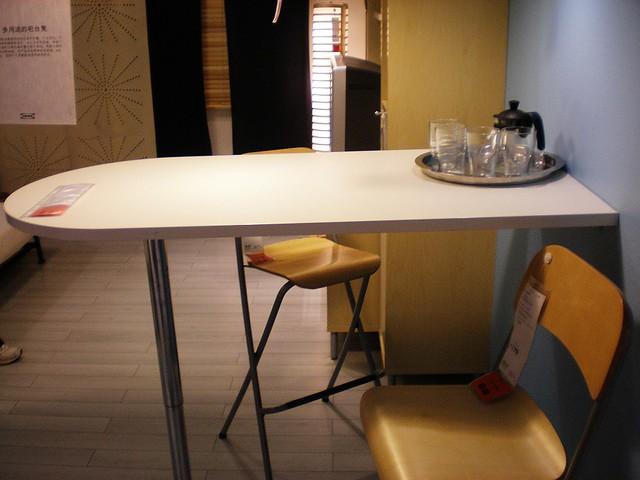 IKEA Bar Table  Flickr - Photo Sharing!