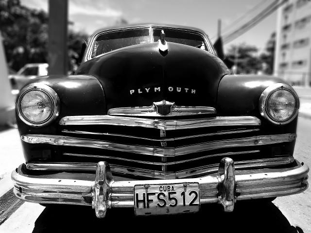 Havana 2006... or 1965?
