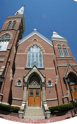 ohio stpeters church vertical lancaster stitching lutheran lancasterohio lancasteroh nonrectangle
