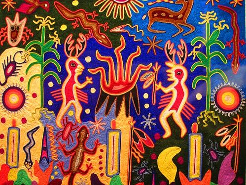 Mexicopuntomx los colores de m xico for Arte mural mexicano