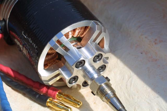 Brushless dc model boat motor 2 flickr photo sharing for Etek r brushed dc electric motor