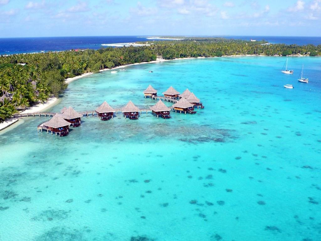 остров Французская Полинезия
