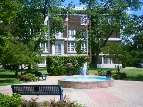 fountain university texas fb quad 100views fav flagpole 50views easttexas marshallhall etbu easttexasbaptistuniversity universityquad