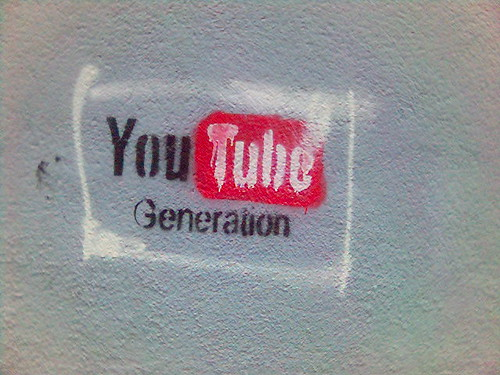 YouTube Generation logo
