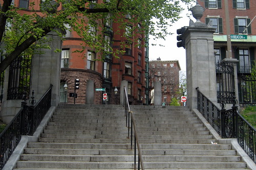 Boston - Boston Common - Guild Steps