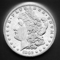 Silver Dollar 1882