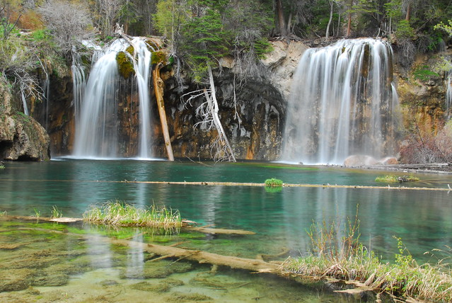 Hanging Lake près de Glenwood Springs