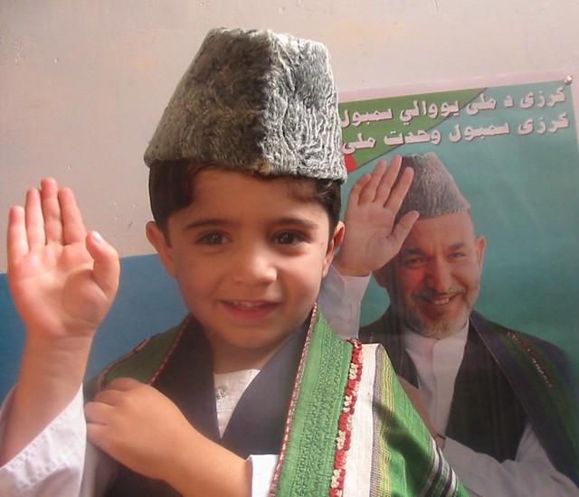 Kiddy Karzai, Canon POWERSHOT A10