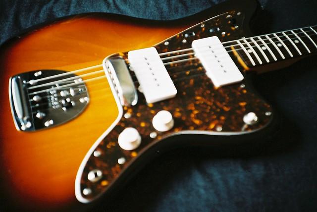 Photo:Fender Jazzmaster By junkwork