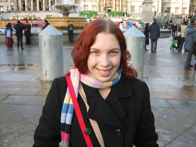 Red Hair / Age 20 / London