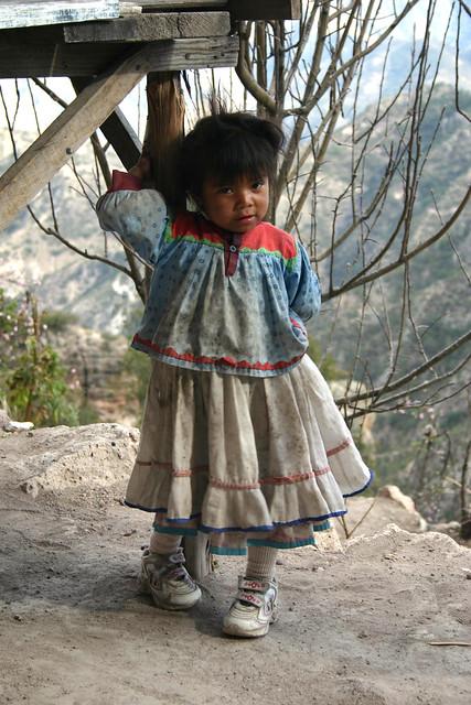 Tarahumara Child Flickr Photo Sharing