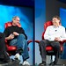 Steve Jobs and Bill Gates by Joi