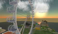 London Eye returns to Second Life