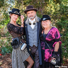 Victorian Steampunk Festival - 2016