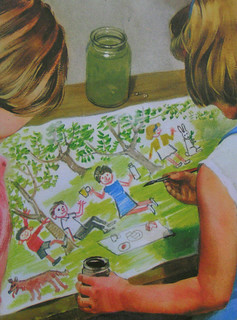 ladybird 'fun & games' - jane's picture