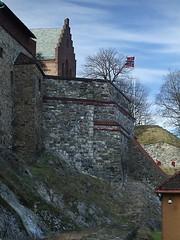 Akershus Festning wall
