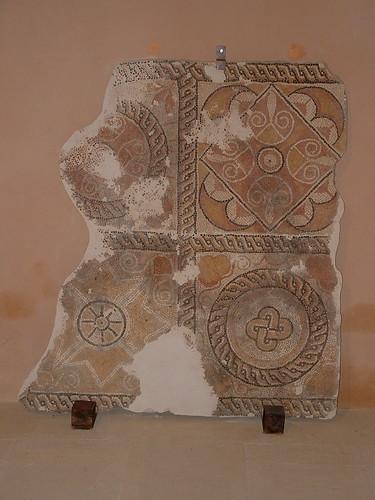 Villa romana de Santa Lucía - Mosaico 1