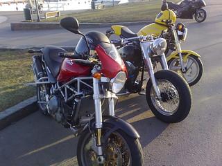 Ducati, HD, Ducati