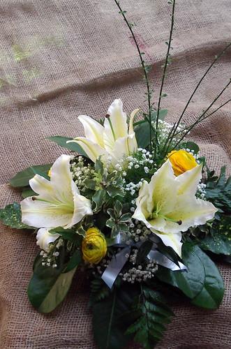 Aggiungi un posto a tavola fioristailtulipano - Addobbo tavola prima comunione ...