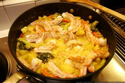 prawn curry    MG 4190