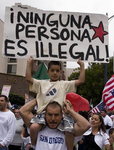 Ninguna Persona Es Illegal