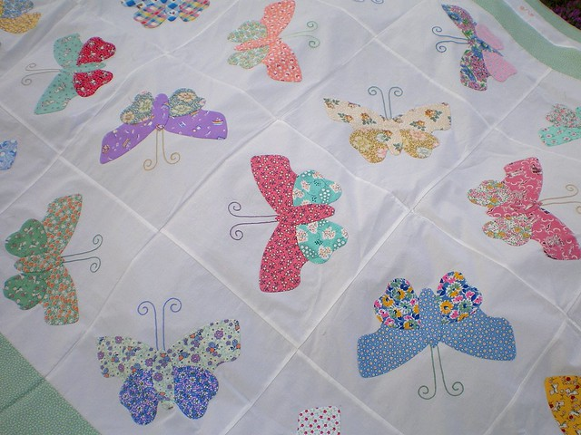 Butterfly Quilts And Blocks A Gallery On Flickr