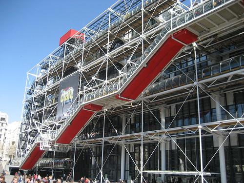 Vie quotidienne de FLaure: Centre Pompidou