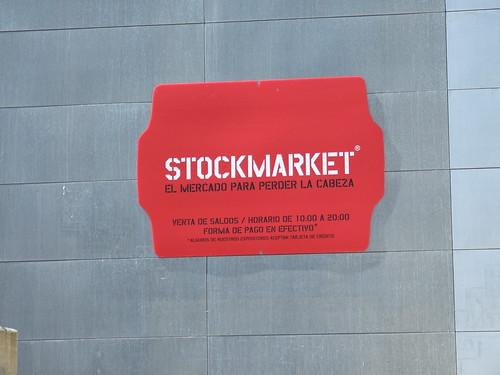 Stockmarket: entrada