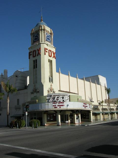Fox Theater Bakersfield Flickr Photo Sharing