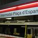 Cartell informatiu a l'Estació Intermodal - Plaça d'Espanya de Palma