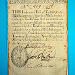 Massachusetts, 20 Shillings, 1690