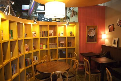 Seattle Coffee Works interior