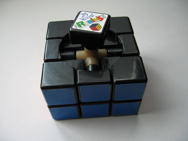 Rubik's Cube Reassembly | Flickr - Photo Sharing!