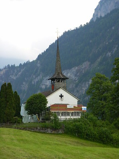 Church of Kandergrund