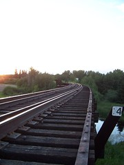 Crossing the Trestle II