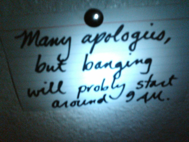 Apologies by Christopher Cotrell