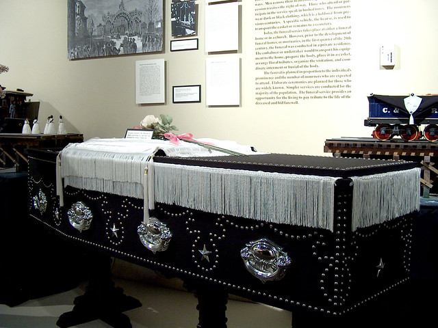 Lincoln S Casket Flickr Photo Sharing